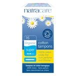 Natracare Bio-Tampons super mit Applikator 16 Stück