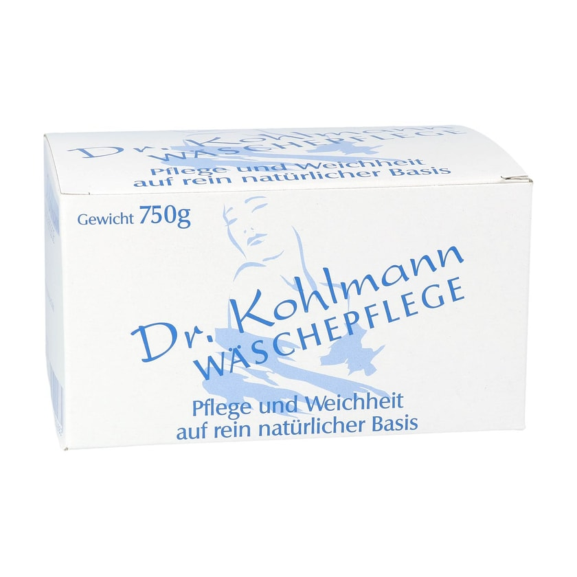Dr. Kohlmann Wäschepflege Pulver 750g