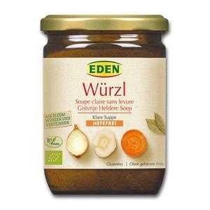 Würzl Bio Gemüsebrühe Klare Suppe hefefrei 250g