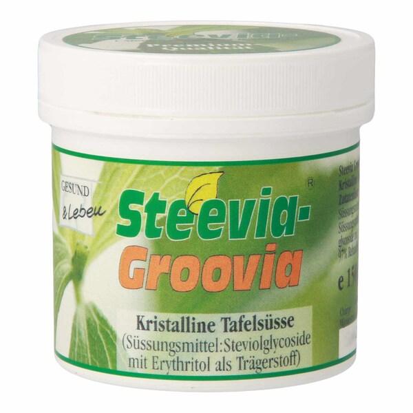 Stevia Groovia Kristalline Tafelsüße 150g