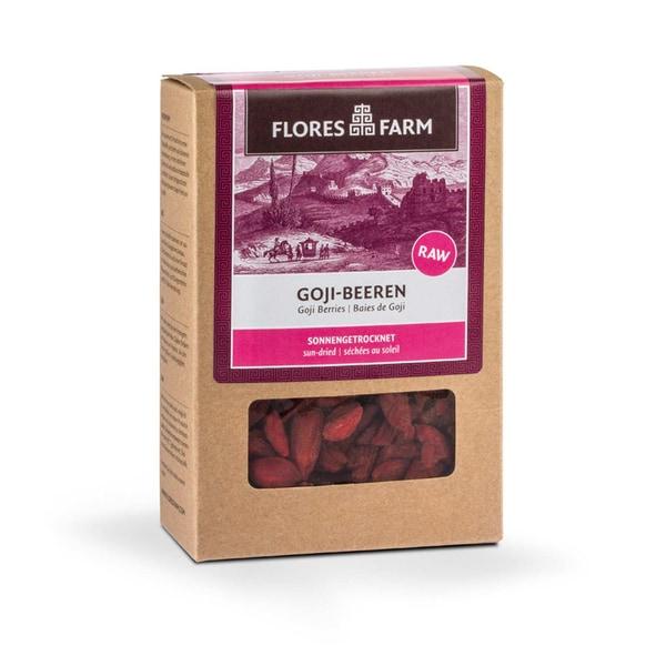 Flores Farm Bio Goji-Beeren 100g