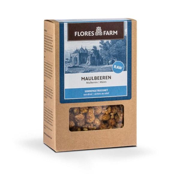Flores Farm Maulbeeren Bio, 100 g