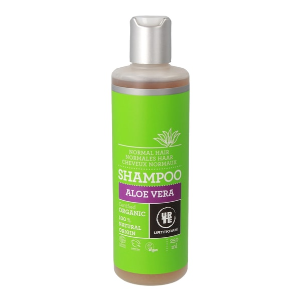Urtekram Aloe Vera Shampoo für normales Haar 250ml