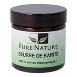 Pure Nature Beurre de Karité Sheabutter 60ml
