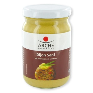Arche Dijon Senf, Bio, 200 ml