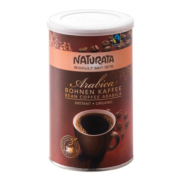 Naturata Bio Arabica-Bohnen Instant-Kaffee 100g
