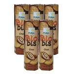 Pural Bio Doppelkeks mit Kakaocreme 5x300g