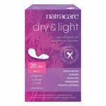 Natracare Dry & Light Bio Inkontinenz-Einlagen slim 20 Stück