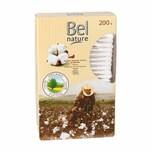 Bel Nature Bio Baumwoll Wattestäbchen 200 Stück