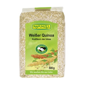 Rapunzel Bio Weißer Quinoa 500g