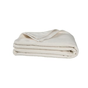 PureNature Decke aus Bio- Baumwolle, 150x200 cm