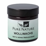 Pure Nature Wollwachs (Lanolin) 60ml