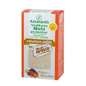 Werz Bio Amaranth Vollkorn Mehl glutenfrei 500g
