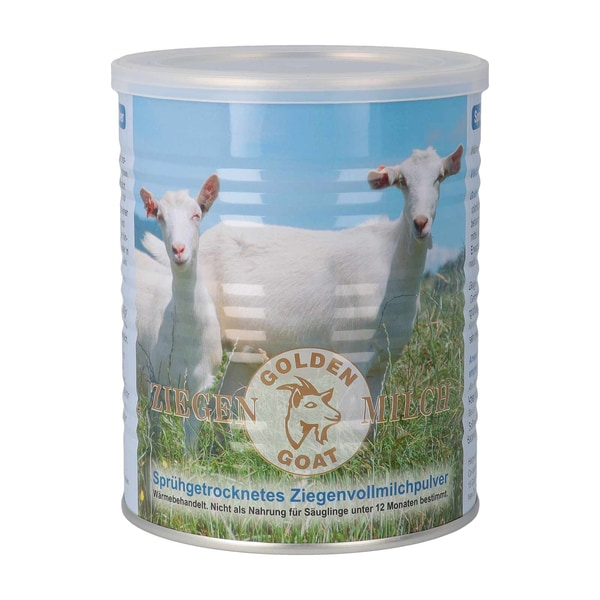 Golden Goat Ziegen- Vollmilchpulver, 400 g