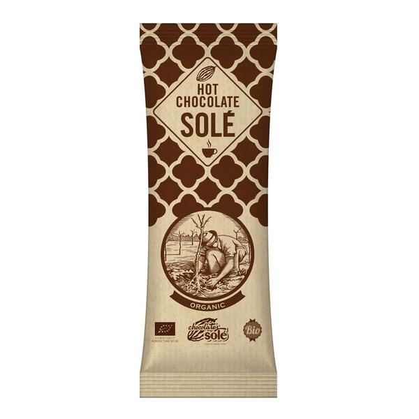 Chocolates Solé Bio Heiße Schokolade 200g