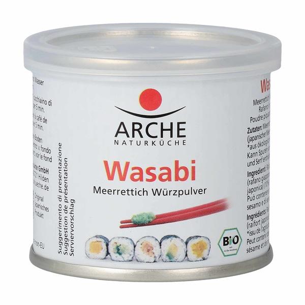 Arche Bio Meerrettich Wasabi 25g