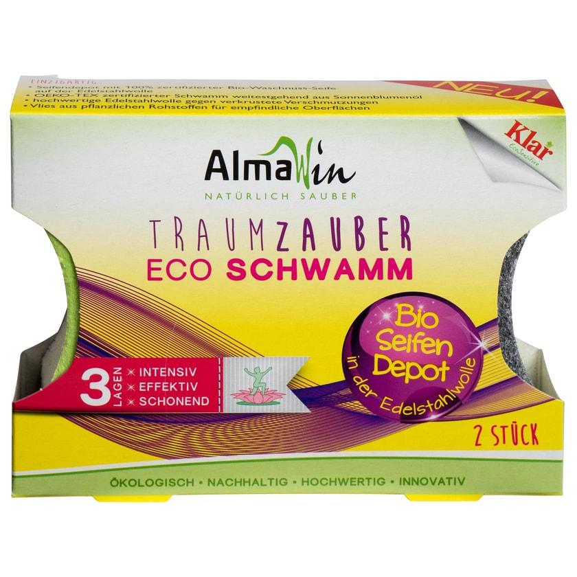 Alma Win Traumzauber Eco-Schwamm 2er-Pack