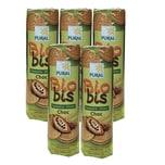 Pural Biobis Dinkel Doppelkeks mit feiner Kakaocreme 5x300g
