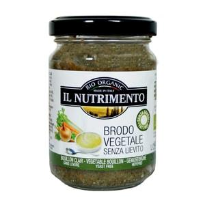 Il Nutrimento Bio Gemüsebrühe ohne Hefe 150g
