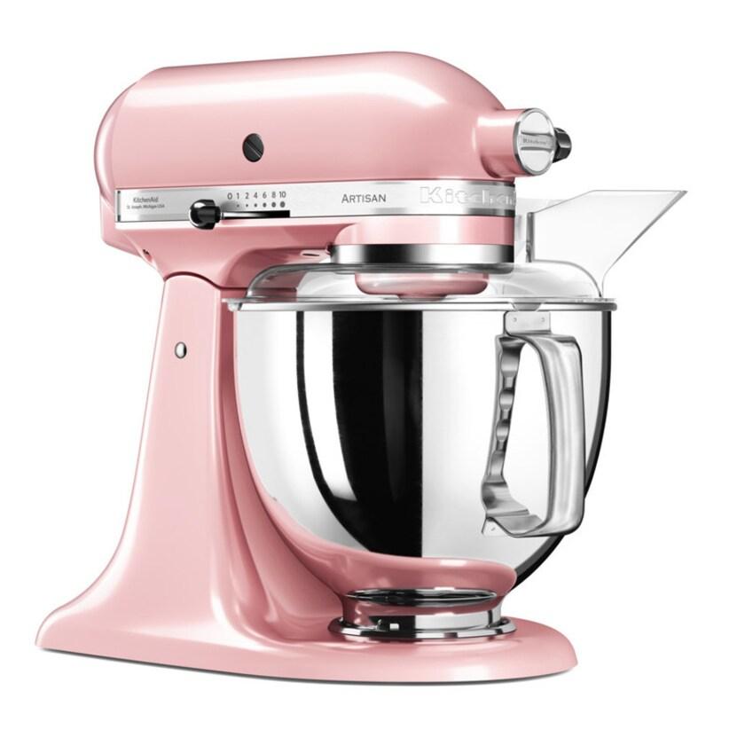 KitchenAid Artisan 4,8 Liter Küchenmaschine KSM175 Silky Pink