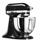 KitchenAid Artisan Küchenmaschine 4,8 Liter Onyx Schwarz