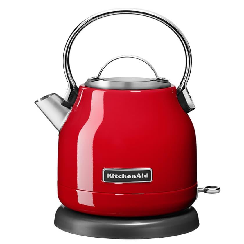 KitchenAid Wasserkocher 1,25 Liter 5KEK1222EER Empire Rot