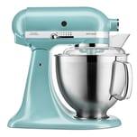 KitchenAid Artisan 4,8 Liter Küchenmaschine Modell KSM185 Azure Blau
