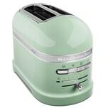 KitchenAid Artisan 2-Scheiben Toaster mit 1 Sandwichzange 5KMT2204EPT Pistazie