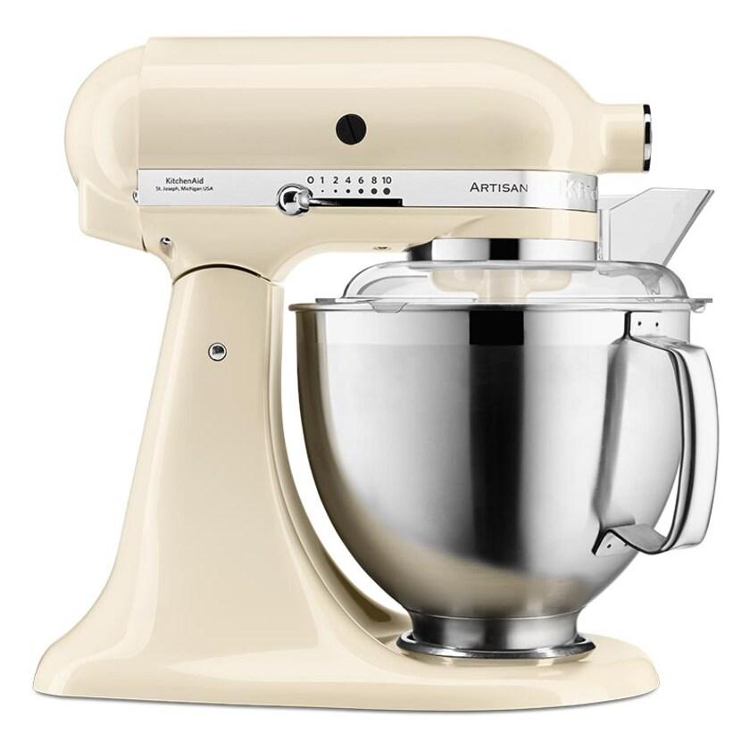 KitchenAid Artisan 4,8 Liter Küchenmaschine KSM185 Creme