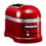 KitchenAid Artisan 2-Scheiben Toaster mit 1 Sandwichzange 5KMT2204EER Empire Rot