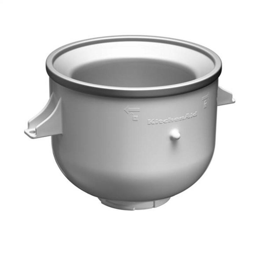 KitchenAid Original Zubehör Speiseeismaschine 5KICA0WH