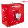 KitchenAid Limited 100 Collection Queen of Hearts 4,8 Liter Artisan Küchenmaschine Passion Red