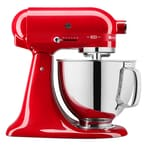 KitchenAid Limited 100 Collection Queen of Hearts 4,8 Liter Artisan Küchenmaschine Passion Red
