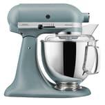 KitchenAid Artisan 4,8 Liter Küchenmaschine Modell KSM175 Nebelblau