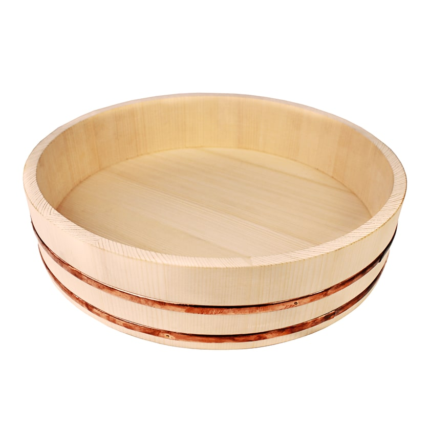 Reishunger Hangiri Holzschüssel