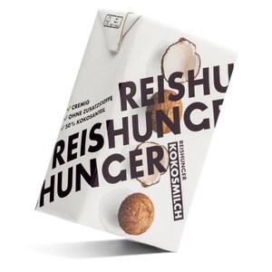 Reishunger Kokosmilch 18% Fett