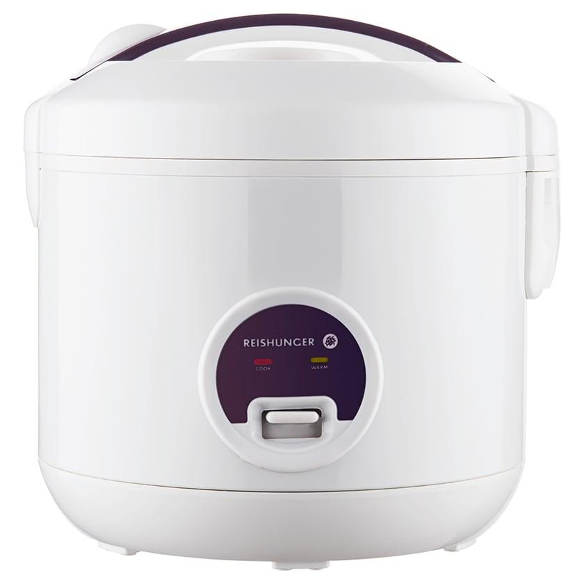 Reishunger Reiskocher 500W 1.2l Antihaft