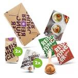Reishunger Thai Curry Box für 4 Personen 5-teilig
