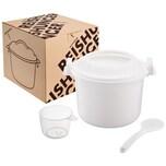 Reishunger Mikrowellen Reiskocher 1,2l