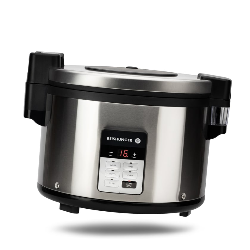 Reishunger Gastronomie Reiskocher (5,8L, für bis zu 32 Personen)