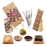 Reishunger Sushi Einsteiger Box für 4 Personen 8-teilig