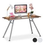 Relaxdays Moderner Schreibtisch