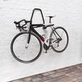 Relaxdays Fahrrad Wandhalterung für 2 Fahrräder
