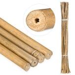 Relaxdays Bambusstäbe 105cm