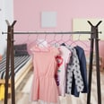 Relaxdays Kinderkleiderbügel 20er Set