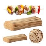 Relaxdays Schaschlikspieße aus Bambus 1000 Stück