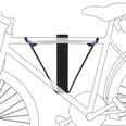 Relaxdays Fahrrad Wandhalterung bis 50 kg