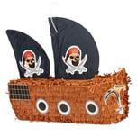 Relaxdays Pinata Piratenschiff