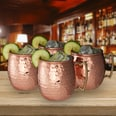 Relaxdays Moscow Mule Becher 4er Set