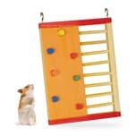 Relaxdays Hamster Zubehör aus Holz